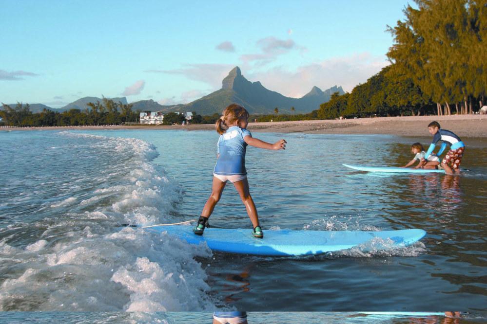 Wassersport für Kinder